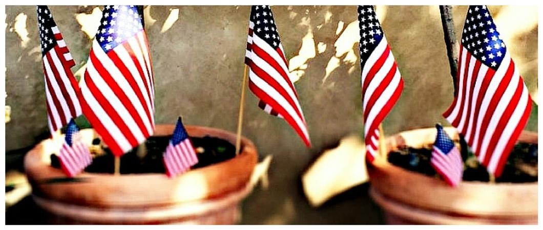 Be Patriotic with Decor