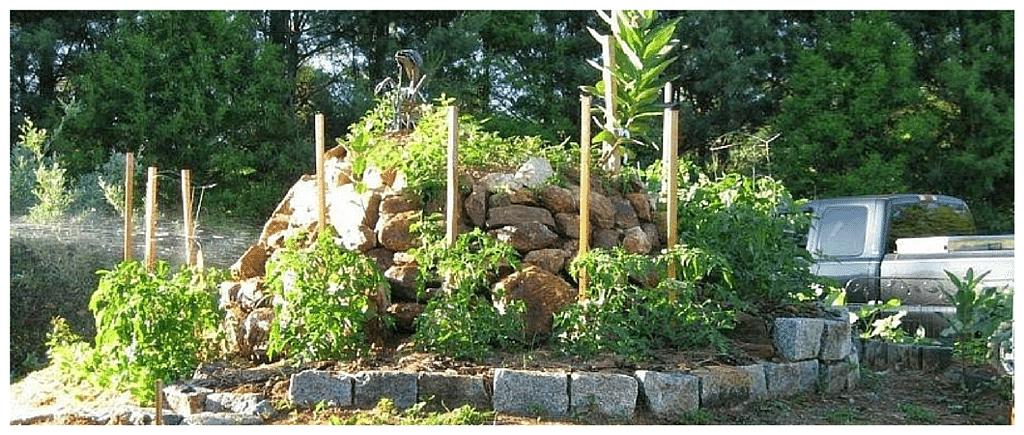 Making a Fantasy Spiral Garden Reality