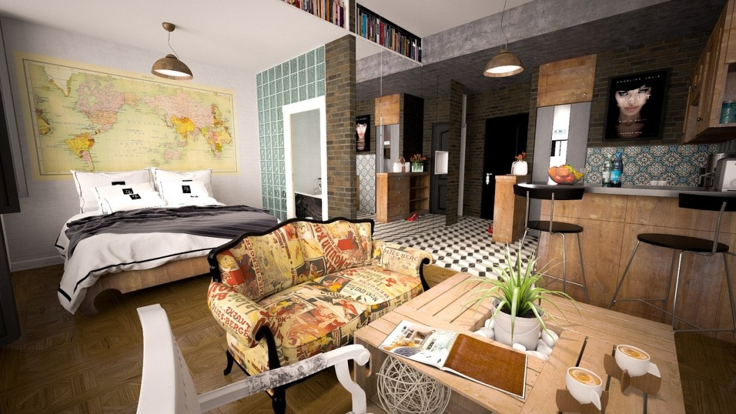 Chic and Elegant Tips on Decorating a Rental Room by Room