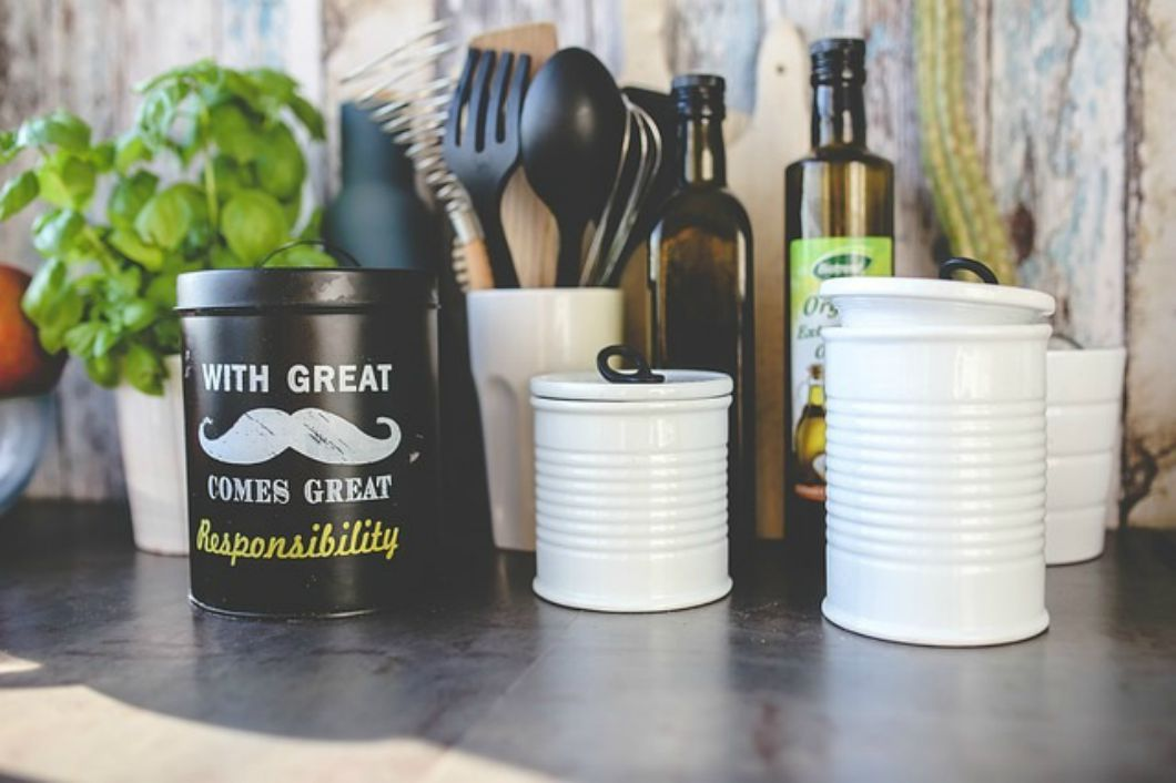 Let's Eat! How to make your Kitchen work for you.