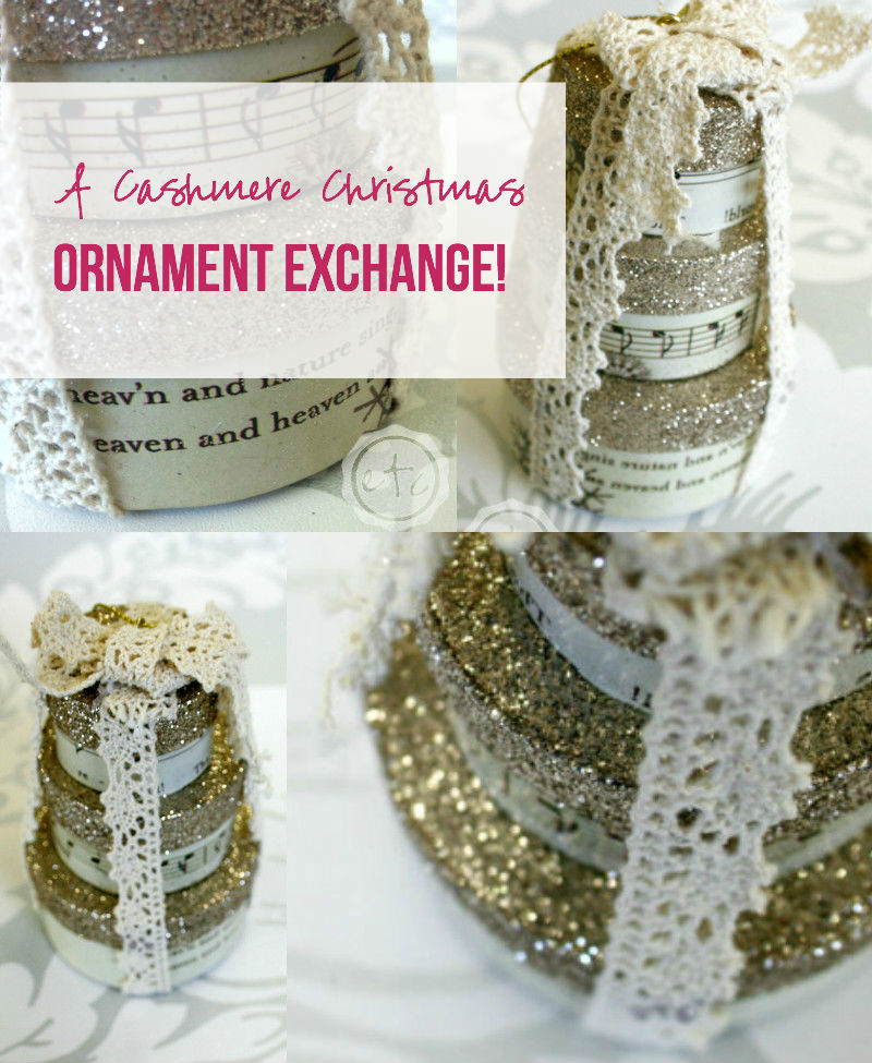 Ornament Exchange A Cashmere Christmas With Happily Ever