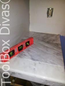 33 How to Tile Countertop- Toolbox Divas