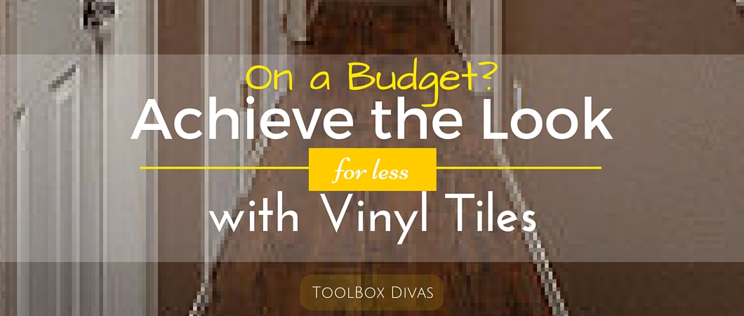 Vinyl Isn't Just for Hipsters: Achieve the Look with Vinyl Tiles on a Budget