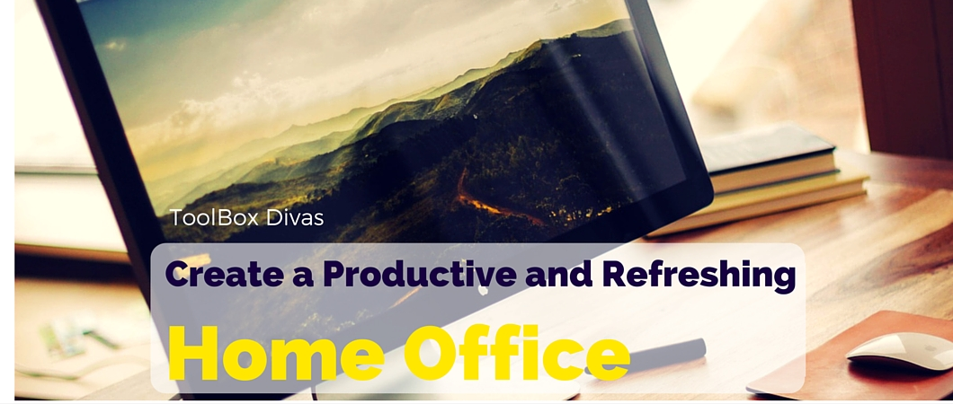 Convert a Home Office from Fatigue Factory to Productive and Refreshing