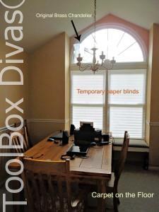 Original Dining Room Toolbox Divas