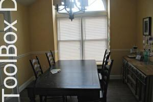 Toolbox Divs dining room Before