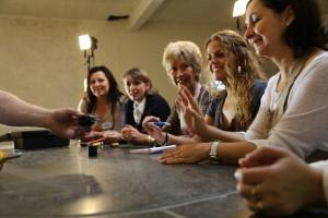Women in a DIY Course