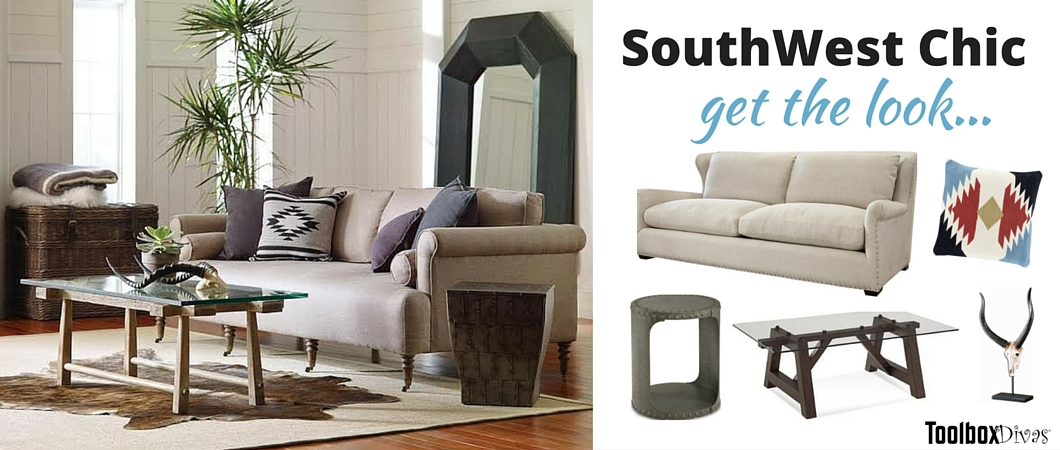 Get The Look: SouthWest Chic