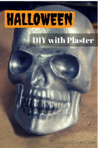 Create Spooktacular Halloween decor using plaster and concrete