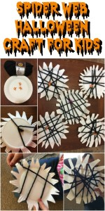Spider-Web-Halloween-Craft-For-Kids