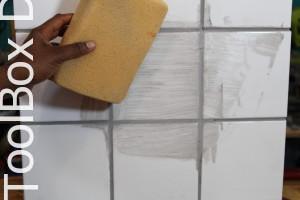 How to repair a broken tile ToolBox Divas