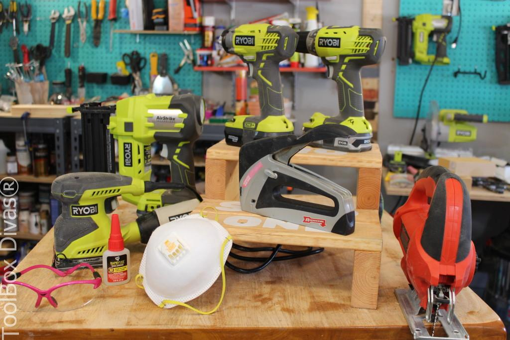 Essential Power Tools for the DIYer - ToolBox Divas