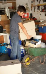How To Create A Garage Workshop - Toolbox Divas