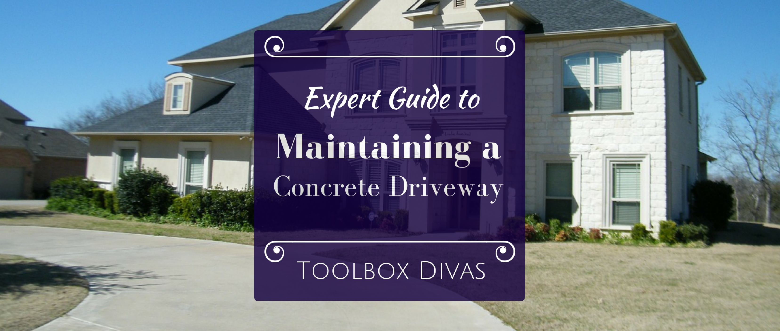 Expert guide to maintaining a concrete driveway toolbox for Temperature to pour concrete driveway