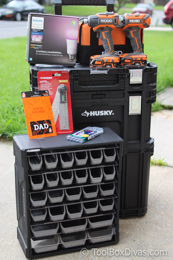 Last Minute Gift Ideas for the DIY Dad