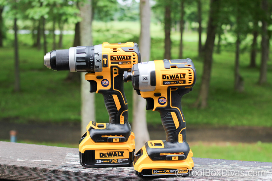 Tool Review: DEWALT 20-Volt MAX XR Lithium-Ion Cordless Brushless Drill/Impact Combo Kit