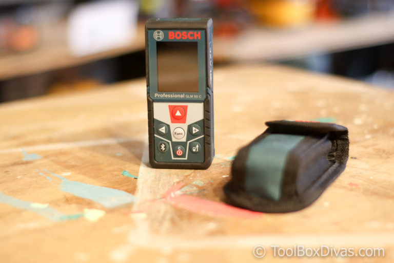 Review of the Bosch BLAZE 165 ft. Laser Measurer with Bluetooth and Full Color Display