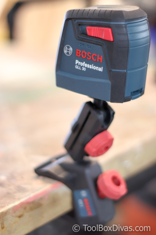 The Bosch Self Leveling Lasers: GLL 30 and GCL 2-160