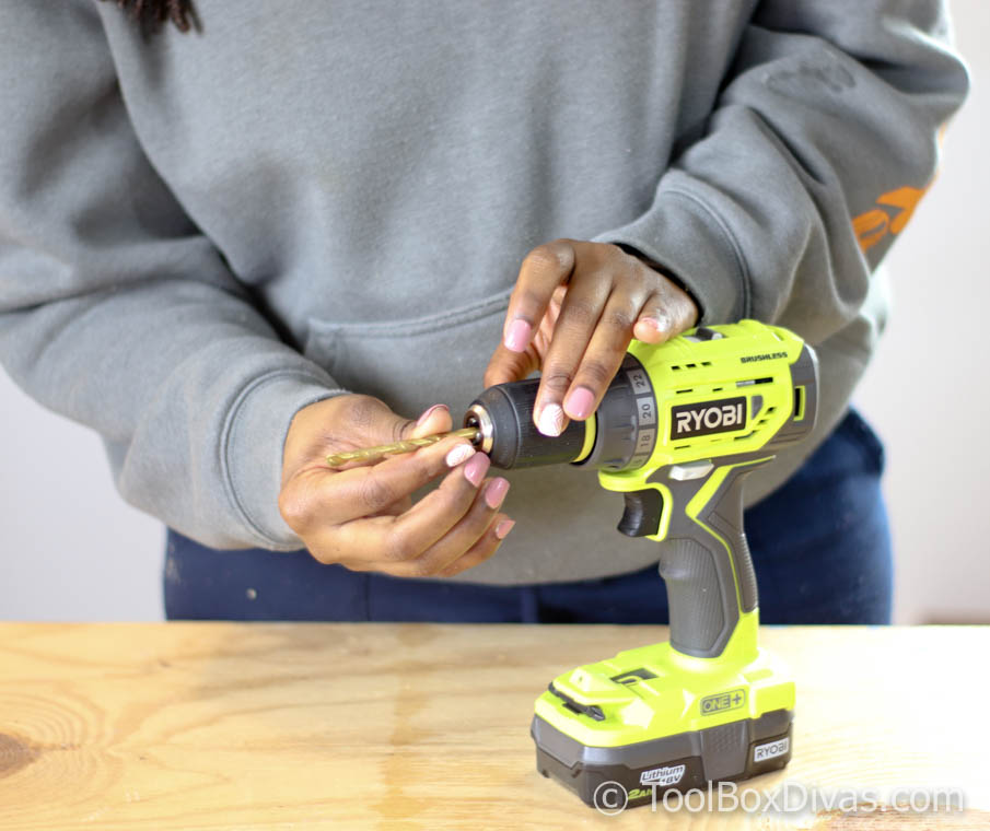Tools 101: How to Use a Drill