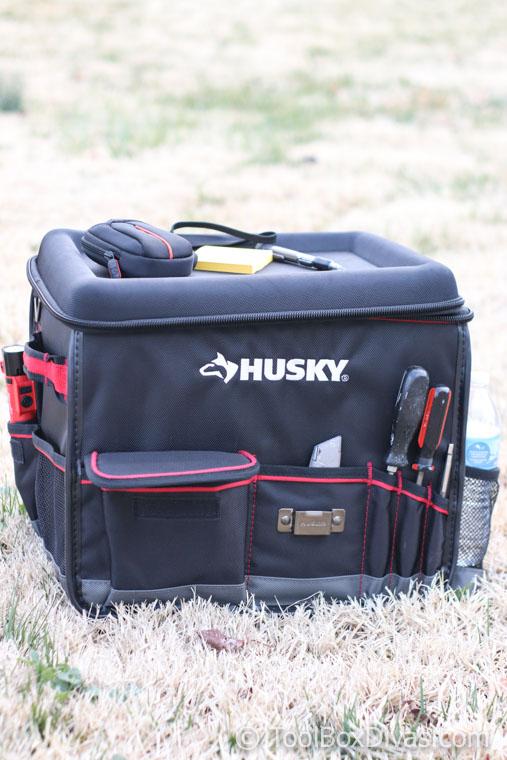 Stay Organized with Husky Storage Solutions