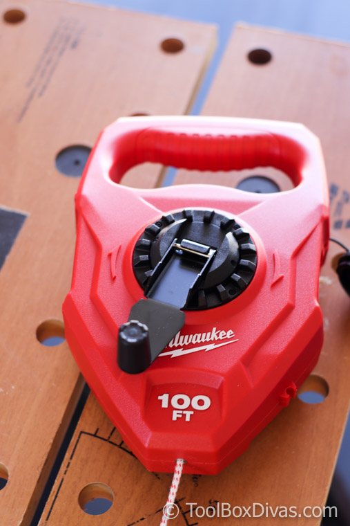 How to Easily Use a Chalk Line