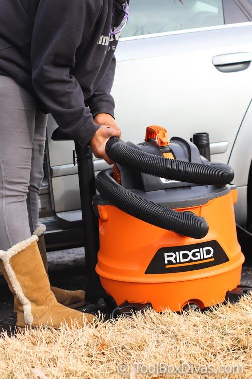 RIDGID 14 Gal. 6.0-Peak HP NXT Wet Dry Vacuum Review