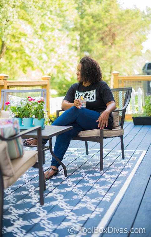 Deck Makeover | See The Gorgeous Before and After
