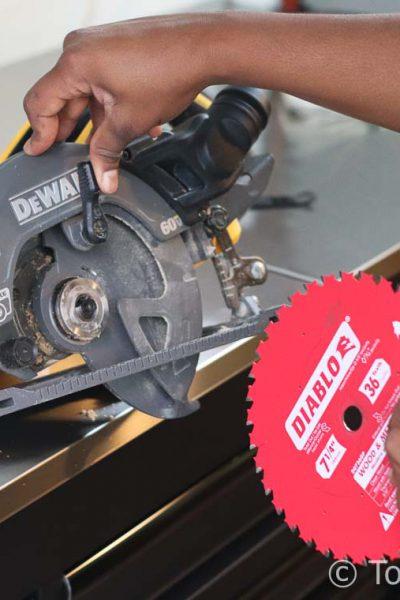 How to select the correct circular saw blade
