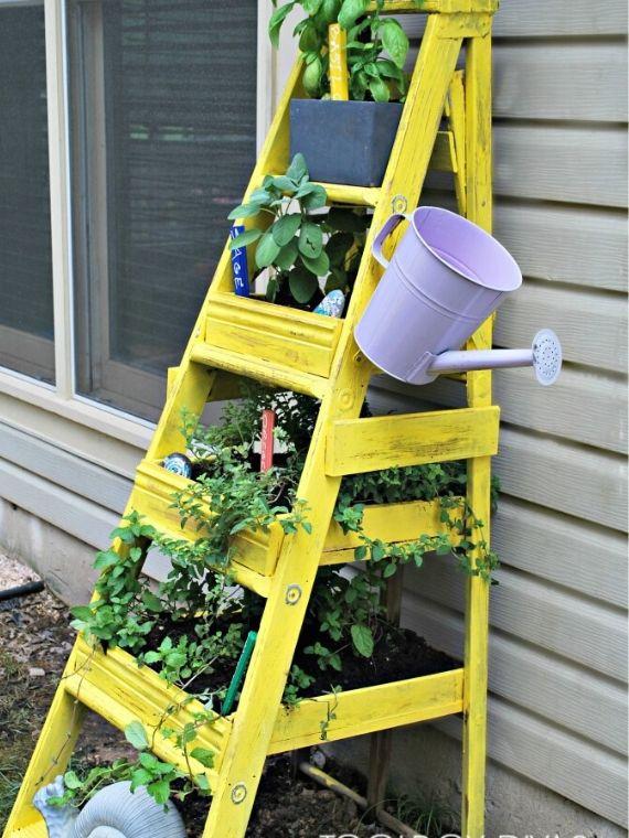22 Creative Container Garden Ideas
