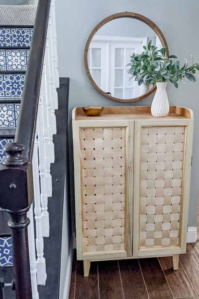 How to Make a Modern Shoe Cabinet_Toolbox Divas Shoe Storage Entryway (56 of 120)