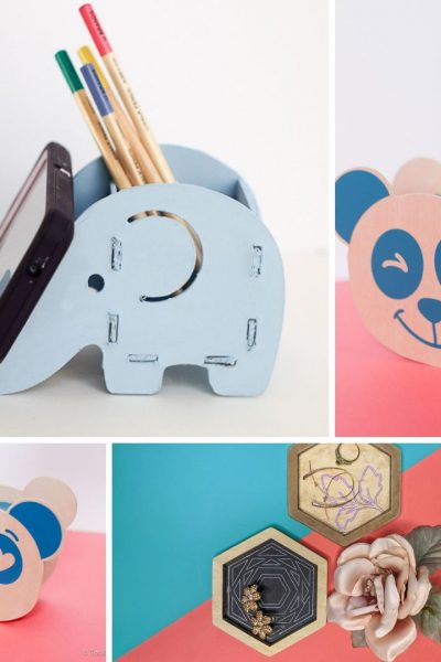 8 woodworking projects you can make using the Cricut Maker