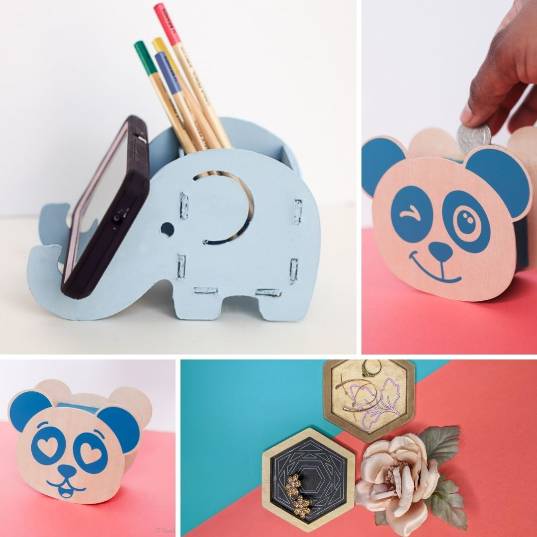 Woodworking Projects You Can Make Using the Cricut Maker