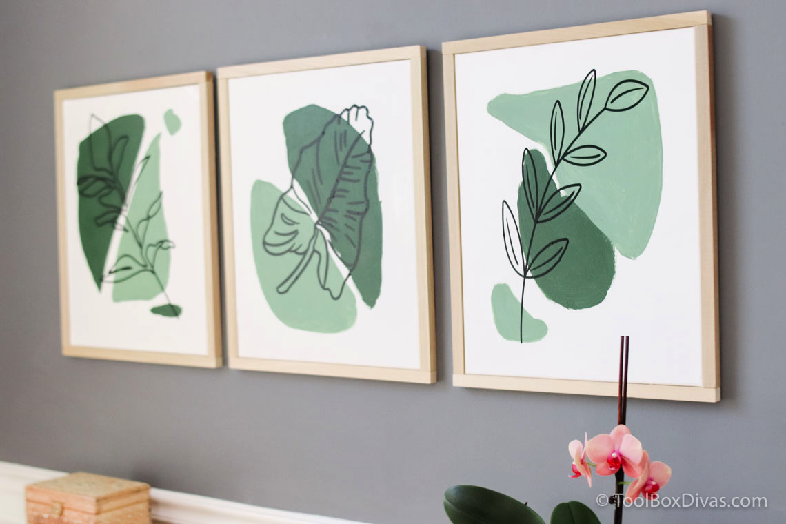Art Therapy Activities: Create Beautiful Abstract Line Art