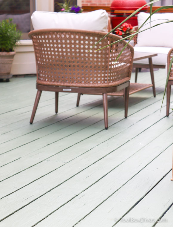 How to Stain Your Deck in a Weekend