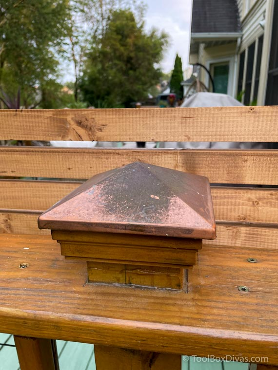 How to Polish Copper- the Most Effective Solution - ToolBox Divas (61 of 66) Before